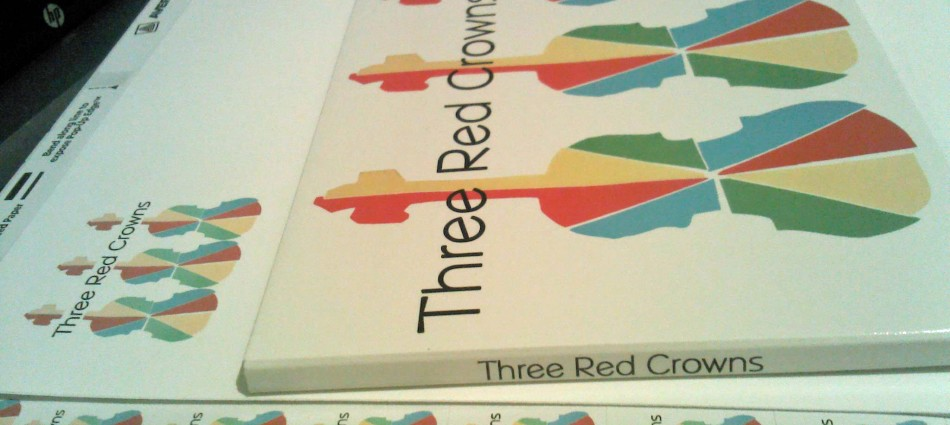 ThreeRedCrownsPromoCDs